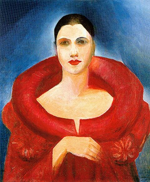 Auto-retrato 1923  -1