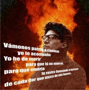 o poeta Otto René Castillo