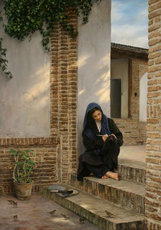 IMAN MALEKI - Memory-of-that-house