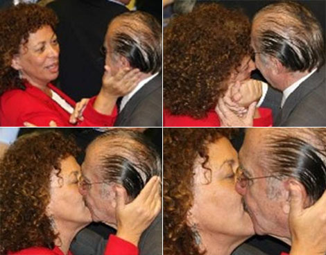 SARNEY E IDELI SALVATTI -romance_planalto