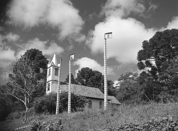 igreja de santo antonio  - mandirituba