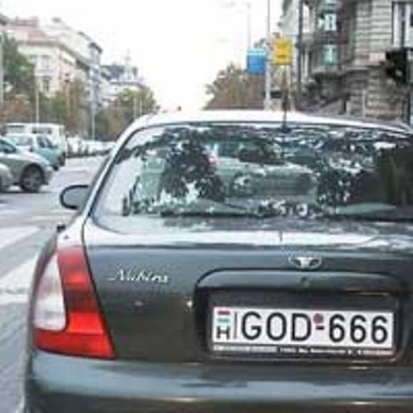 A QUEM É O MOTORISTA - PELA PLACA carro-01