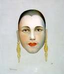 Tarsila do amaral, 1924 auto retrato